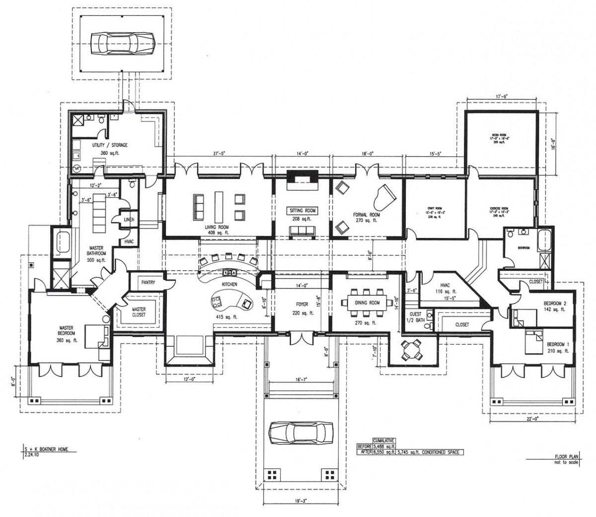 kylestribling.com » S + K Boatner Home