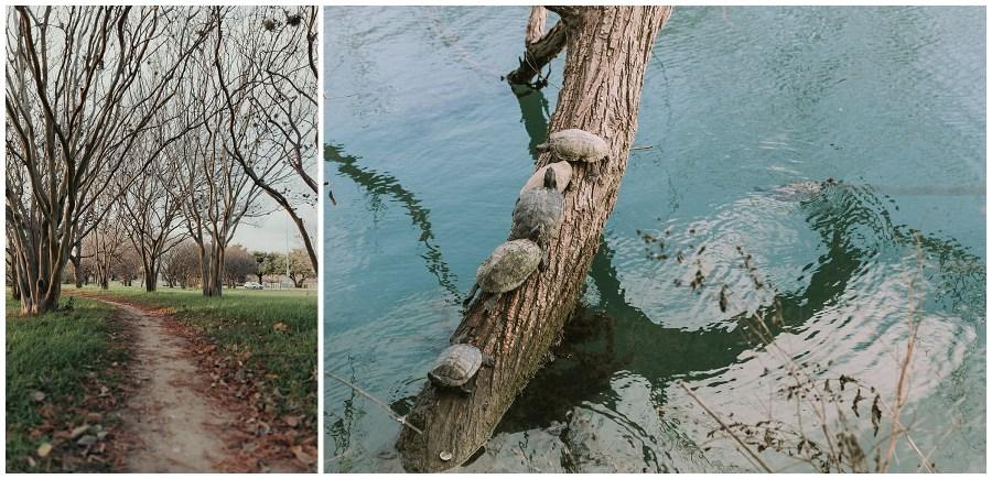 Austin Nature walks