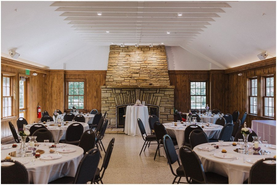 Chicago Lake Ellyn Boathouse Summer Wedding