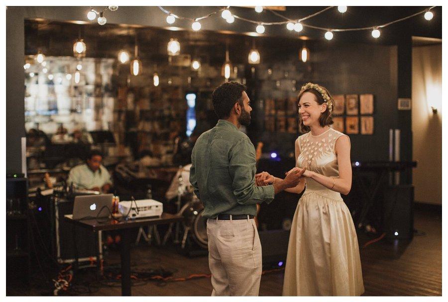 Champaign wedding first dance