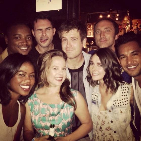 Sanditon Cast Party
