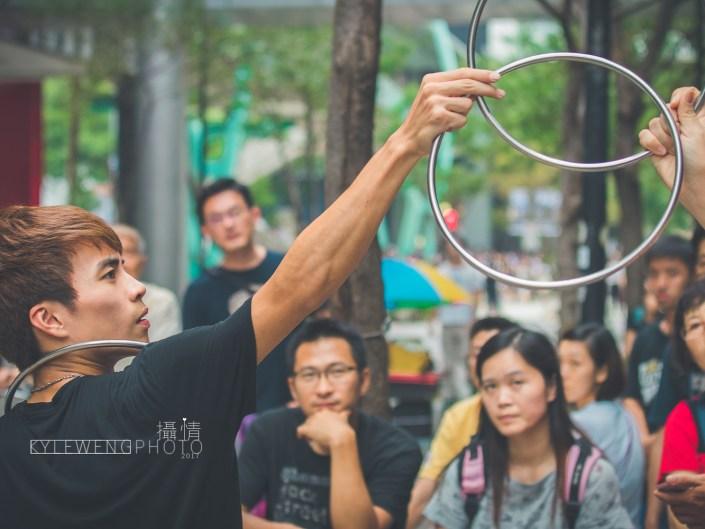 2017.08.14 幻藝術團長 PETER WU