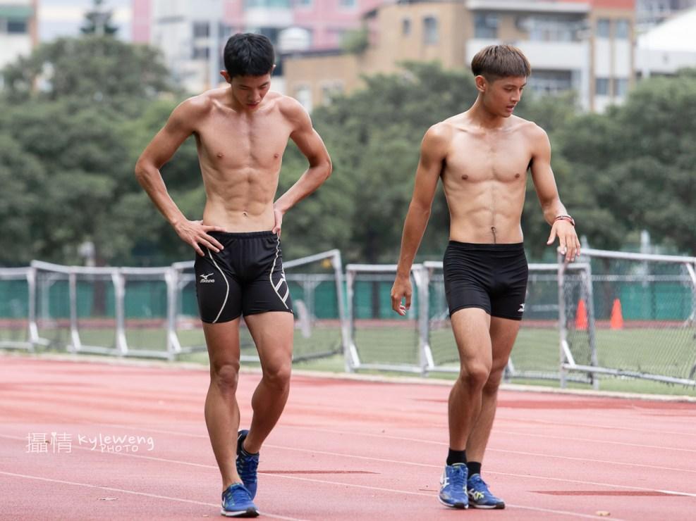 2018.07.25 田徑男孩