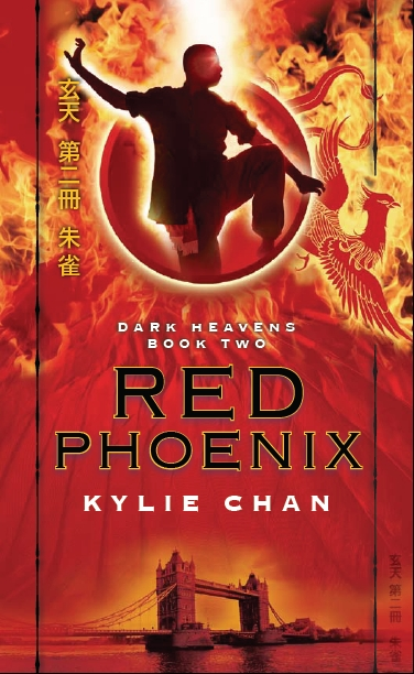 Dark Heavens 2: Red Phoenix