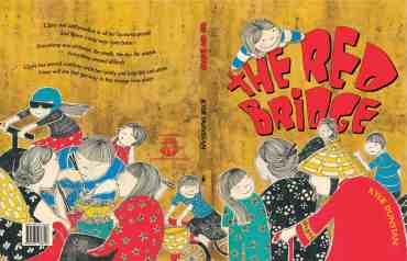 'The Red Bridge' A Helen Chamberlin Book for Windy Hollow BooksCBCA Notable picture book 2012
