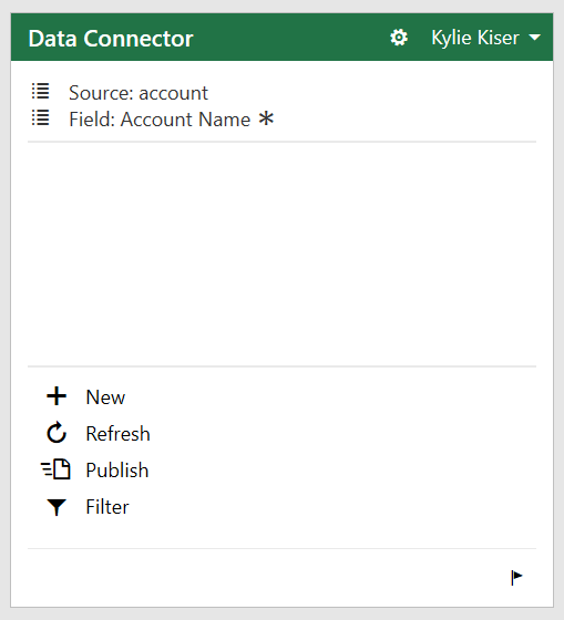Excel Power Apps Data Connector