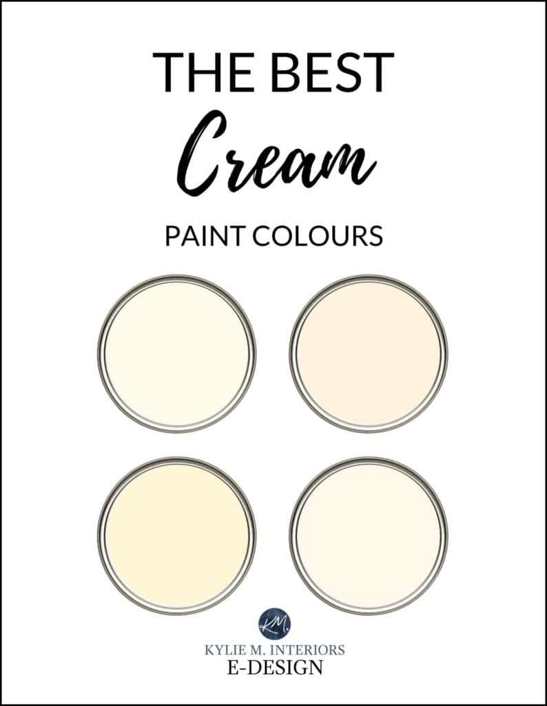 What Color Is Cream : color, cream, POPULAR, Cream, Paint, Colours:, Sherwin, Williams, Benjamin, Moore, Kylie, Interiors