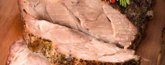 Буженина из свинины в фольге в духовке