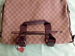 Original Men Gucci Bag
