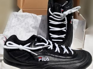 Fila Crossover Jet Black