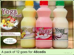 YOGAFRESH YOGHURT