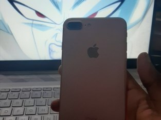 iPhone 7 Plus unlocked slightly used