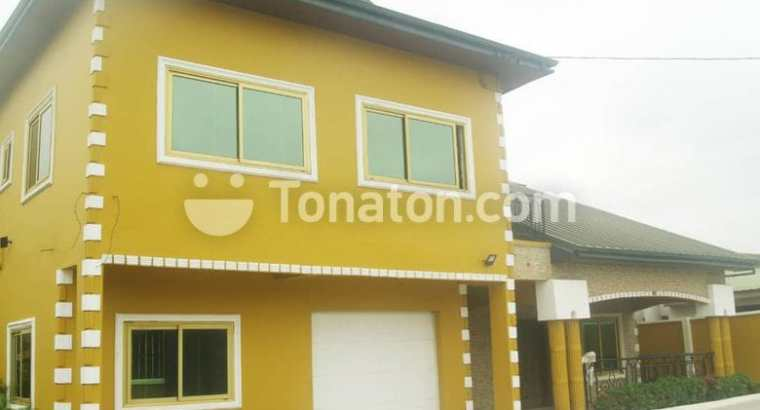 NEWLY BUILT 6BEDROOM AT ADENTA LAKESIDE FOR SALE