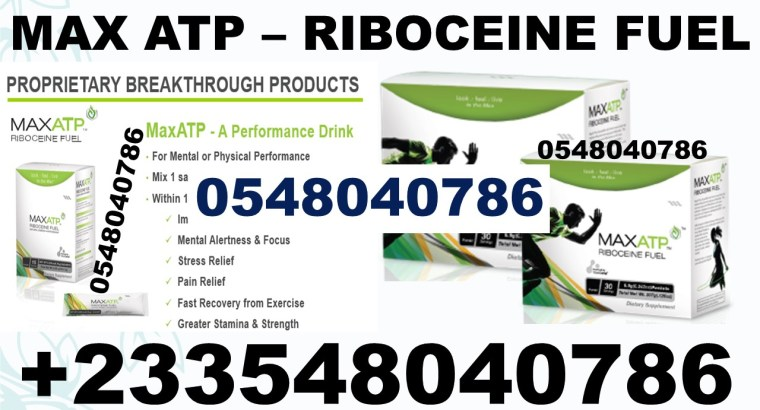 Where to Buy Max ATP Riboceine Fuel In Kumasi