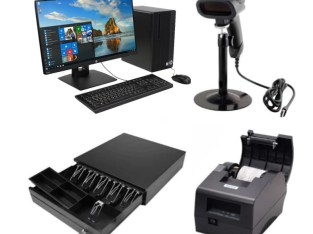 Complete POS System (Both Software and Hardware)