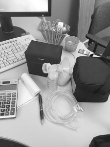 breast pumping at work: 5 tips for making your life easier