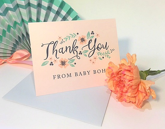 The best custom stationery and invitations featuring Basic Invite