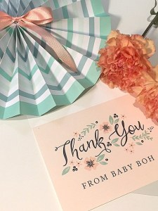 The best custom stationary and invitations featuring Basic Invite