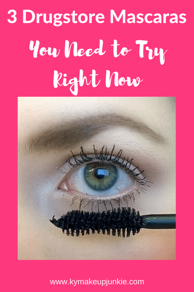 Looking for a great new inexpensive mascara to try? These three drugstore mascaras will give you all the volume, lengthening and glam that you need without breaking the bank! This article even tells you the high end mascara dupes that compare to these drugstore mascaras! Why spend a fortune on mascara?v
