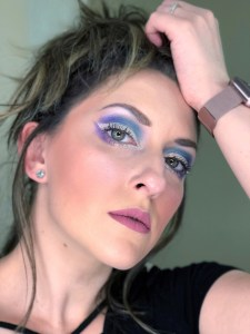 Glam makeup looks featuring product from The Beauty Crop