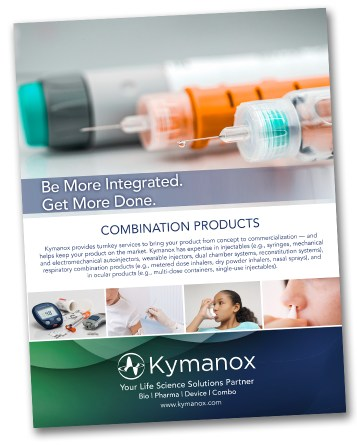 Kymanox Combination Products