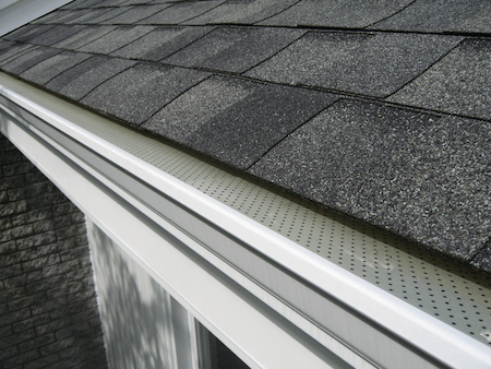 leaf protection gutter guard