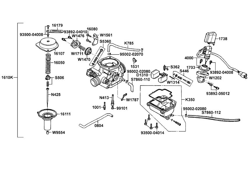 150cc chinese scooter wiring diagram simple light switch carb great installation of kymco parts atvs performance rh kymcopartsonline com carburetor vacuum line gy6