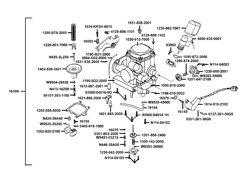 49cc Motor Wiring Diagram. Wiring. Wiring Diagrams