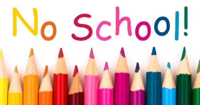 UPDATE 7:30 a.m.] Schools Closed Wednesday (An Updating List) – Redheaded  Blackbelt