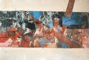 Labor Robert, artiste peintre