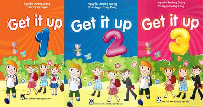 Sách Get It Up có tính học thuật cao, thích hợp cho bé sắp bước vào kỳ thi tiếng Anh