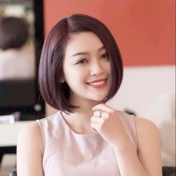 Kiểu tóc sang trọng