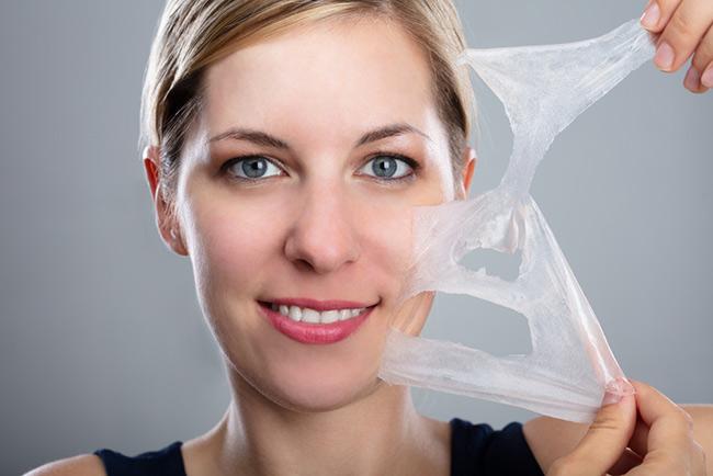 Phương pháp thay da sinh học là gì?