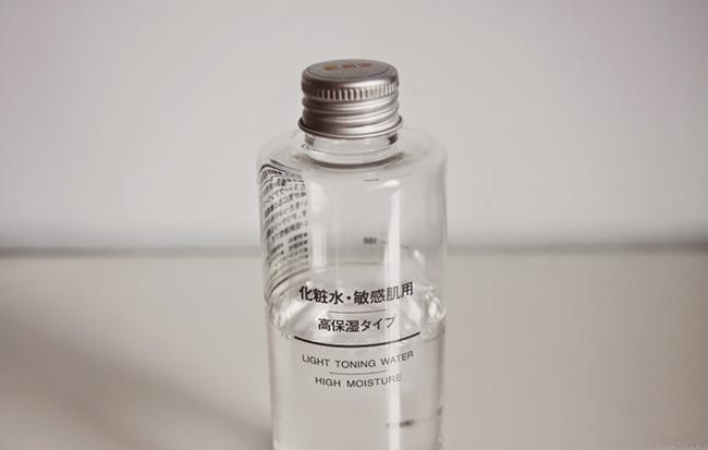 Lotion Muji chính hãng của Nhật