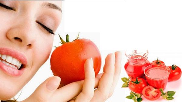 Mặt nạ cà chua được xem là một trong những loại mặt nạ thiên nhiên trị mụn vô cùng hiệu quả