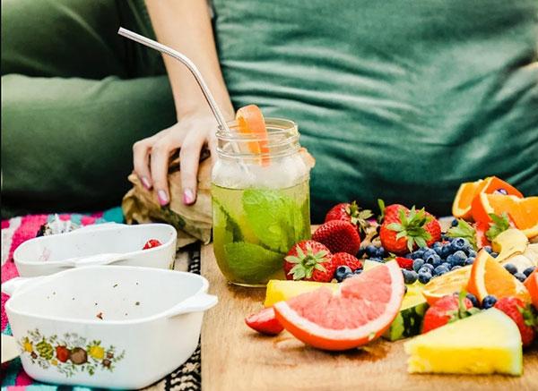 Các loại trái cây dùng để làm detox