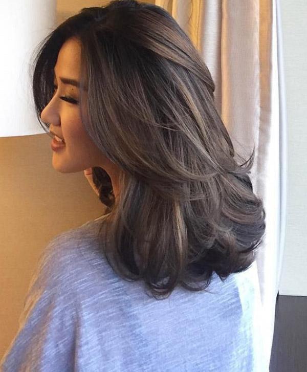 Màu tóc số 7