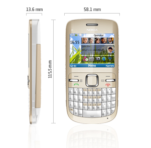 Código de Seguridad Nokia C3