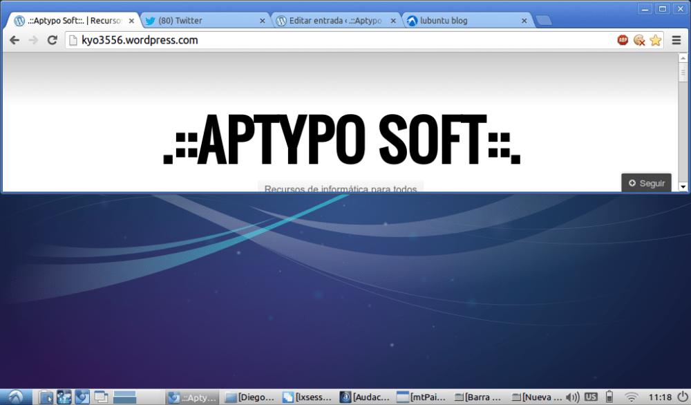 Final: Que hacer después de instalar Lubuntu 13.10 (3/5)