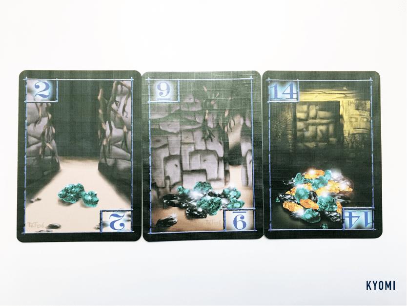 インカの黄金-写真-お宝カード