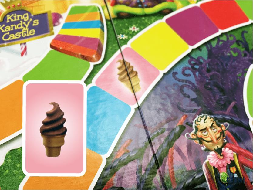キャンディランド-写真-お菓子のカード