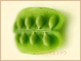 hannbun スナップエンドウ レシピ 初心者でもおつまみにもなります。