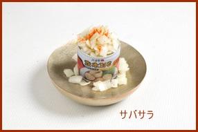 fuudo-1 サバサラの作り方 アレンジも紹介します。