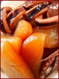 mentuyu 大根 めんつゆで煮物レシピ 代用 手作りのめんつゆも紹介します。