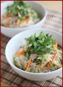 saibaikiddo タイ料理のパクチーを使ったレシピを紹介します。