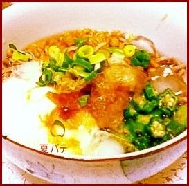 natubate0411-1 夏バテにいい麺レシピ さっぱりうどんやパスタを紹介します。