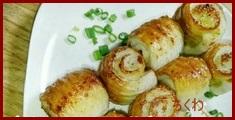 tikuwa0414-1 お弁当 簡単レシピ 人気のちくわで隙間を埋める