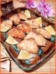 isaki512-1 イサキ レシピ フライパン調理 塩焼きやソテーなど