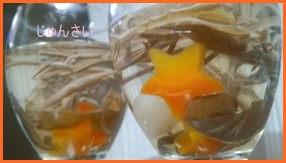jyunnsai1 じゅんさいのレシピ 旬は?栄養は?下処理は?食べ方は?