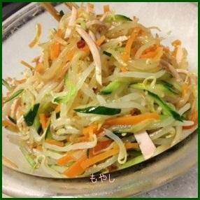 moyasi622-1 もやしのナムル 人気レシピ 一風堂ナムルレシピも紹介します。